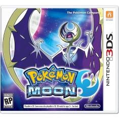 Jogo Pokémon Moon Nintendo 3DS