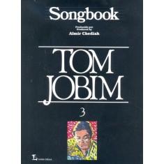 Imagem de Songbook Tom Jobim Vol.3 - Chediak, Almir - 9788574073415