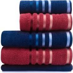 Imagem de Jogo de toalhas Banhão Gigante Karsten Lumina 5 Peças - Fio Penteado
