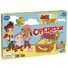 Imagem de Jogo Operando Jake e os Piratas da Terra do Nunca Hasbro
