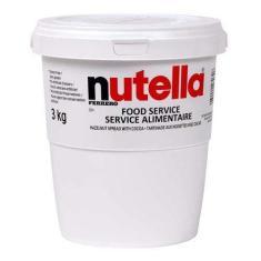 Nutella 3Kg Balde Ferrero