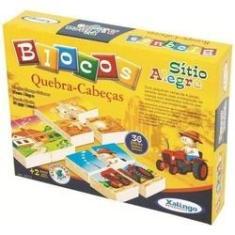 Imagem de Blocos QUEBRA-CABEÇA Sitio Alegre Xalingo 5273.2