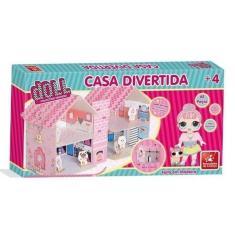 Imagem de Casa Divertida Doll Brincadeira De Criança