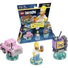 Imagem de Lego Dimensions The Simpsons - 71202 - 98 Peças
