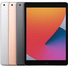 """Imagem de Tablet Apple iPad 8ª Geração 32GB 4G 10,2"""" 8 MP iPadOS"""