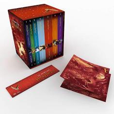 Imagem de Caixa Harry Potter - Edição Premium Exclusiva Amazon - J. K. Rowling - 9788532505705