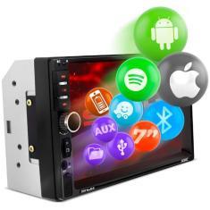 "Imagem de Central Multimídia Automotiva Shutt 7 "" 7018B Touchscreen Bluetooth"