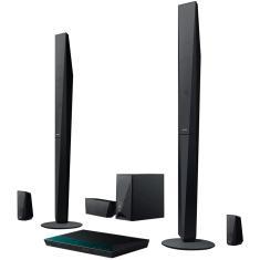 Imagem de Home Theater Sony BDV-E4100 Blu-Ray Wi-Fi NFC Bluetooth 1000W 5.1 Canais ()