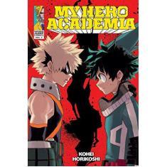 Imagem de My Hero Academia, Vol. 2 - Kouhei Horikoshi - 9781421582702