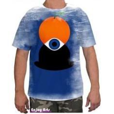 Imagem de Camiseta Camisa Masculina Orange Laranja Mecanica 11