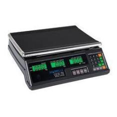 Imagem de Balança Eletrônica Digital Bivolt Alta Precisão Preta 40kg