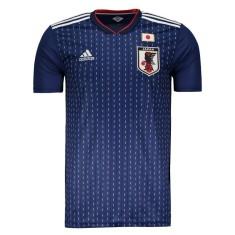 5eac4d4eeb Camisa Japão I 2018 19 Torcedor Masculino Adidas