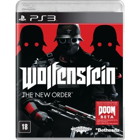 Jogo Wolfenstein The New Order PlayStation 3 Bethesda