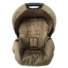 Imagem de Alan Pierre Baby, Capa para Bebe Conforto, Multimarcas sem Bordado, Kaki