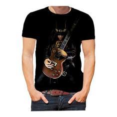 Imagem de Camiseta Personalizada  Jogo Guitar Hero 01