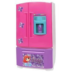 Imagem de Geladeira Infantil Inverse Sai Água Na Porta 8059 Magic Toys