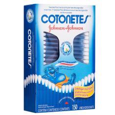 Imagem de Cotonetes Hastes Flexíveis com 150 unidades 150 Unidades