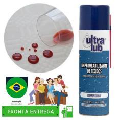 Imagem de Spray Impermeabilizante De Tecidos Jeans Tênis Sofás Mochila UltraLub 325ML