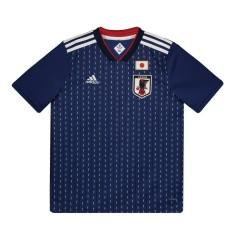 90564bfd3d Camisa Infantil Japão I 2018 sem Número Torcedor Infantil Adidas
