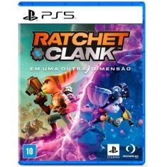 Jogo Ratchet & Clank: Em Uma Outra Dimensão PS5 Insomniac