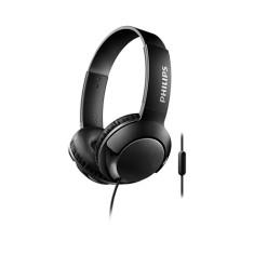 Fone de Ouvido com Microfone Philips SHL3075 Dobrável Gerenciamento chamadas