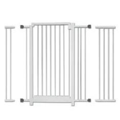 Kit Grade Proteção para Porta Portão Corredor Pet Cachorro Criança Bebê 70cm 80cm 90cm e 1Metro