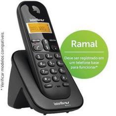 Ramal sem Fio Digital com Identificador TS3111  Intelbras