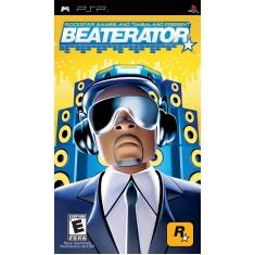 Jogo Beaterator Rockstar PlayStation Portátil