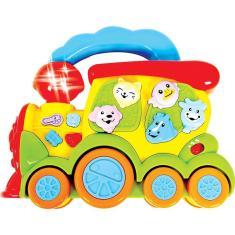 Imagem de Trem Fazendinha - Zoop Toys
