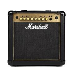 Imagem de Amplificador para Guitarra Gold Combo 15W Marshall MG15GFXG