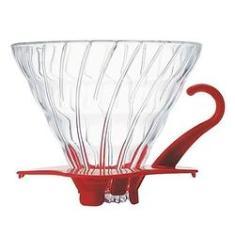 Coador De Café Em Vidro  Hario V60-02