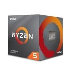 Processador AMD Ryzen 5 3600X (AM4 - 6 núcleos  12 threads - 3.8GHz)
