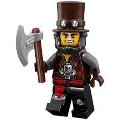 Imagem de Lego Minifig The Lego Movie 2: Apocalypseburg Abe 71023-13