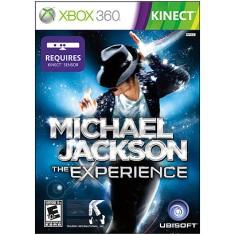 Jogo Michael Jackson The Experience Xbox 360 Ubisoft