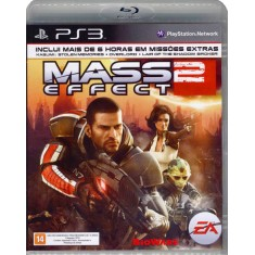 Jogo Mass Effect 2 PlayStation 3 EA