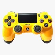 Imagem de Controle Dualshock 4 Competitivo Sport Yellow
