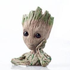 Imagem de Vaso / Cachepô Resina Baby Groot - Guardiões Da Galáxia