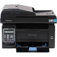 Impressora Multifuncional Elgin Pantum M6550NW Laser Preto e Branco Sem Fio