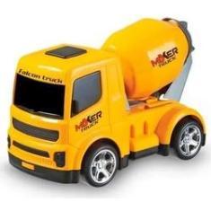 Imagem de USUAL PLASTIC - Mixer Truck - Betoneira - Sortidos