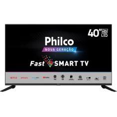 """Imagem de Smart TV LED 40"""" Philco Full HD PTV40G70N5CBLF 3 HDMI"""