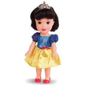 Imagem de Boneca Princesas Disney Minha Primeira Princesa Grande Branca de Neve Mimo