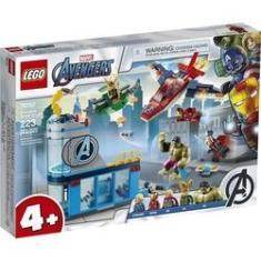 Imagem de Super Heroes Marvel Vingadores A Ira de Loki Lego