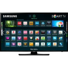 "Smart TV LED 40"" Samsung Série 5 Full HD UN40H5103 2 HDMI"