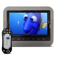 Encosto de Cabeça com DVD H-Tech HT-EAC13