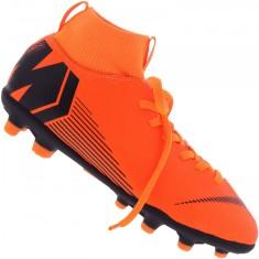 Foto Chuteira Campo Nike Mercurial Superfly VI Club Infantil ca5abeca08402