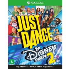 Jogo Just Dance Disney Party 2 Xbox One Ubisoft