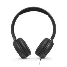 Headphone com Microfone JBL Tune 500 Gerenciamento de chamadas Dobrável