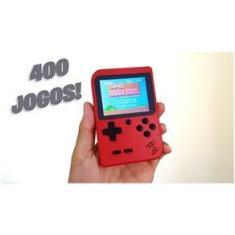 Imagem de Vídeo Game Portátil Retro 400 Jogos Em 1 Mini Game