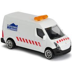 Imagem de Miniatura - 1:64 - Renault Trafic - Construction - Majorette