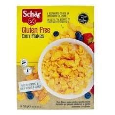 Cereal de Flocos de Milho sem Glúten e sem Lactose 250g - Dr Schar